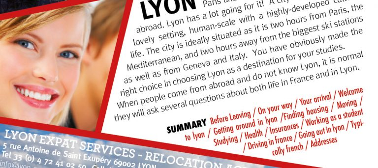 Student Guide for international students in Lyon