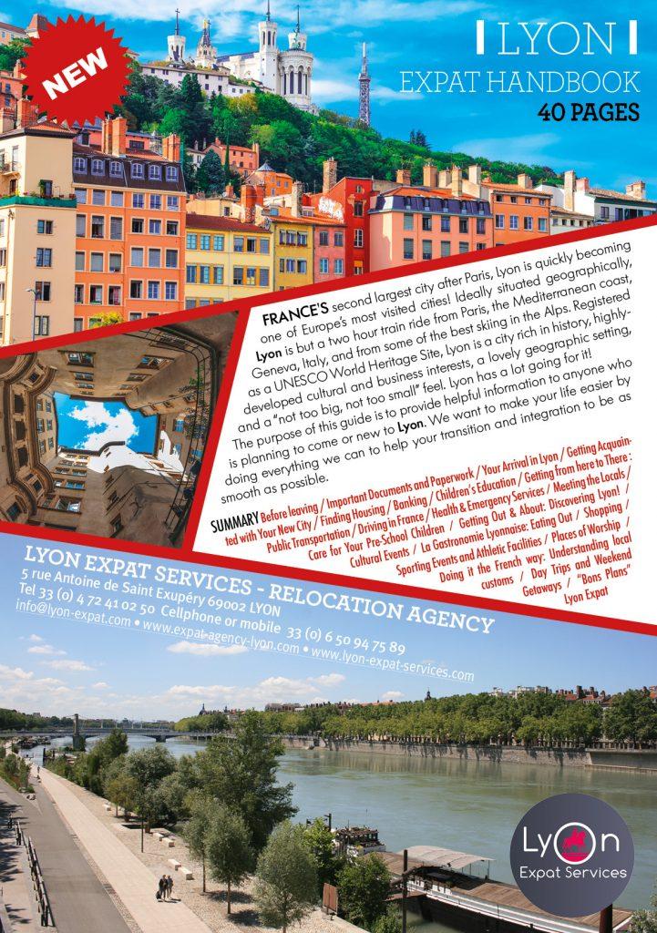 Lyon Expat Handbook and guide