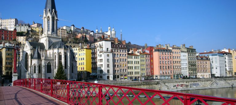 St Georges - Quais de Saone - Cabinet Roche & Cie - Expert-Comptable à Lyon