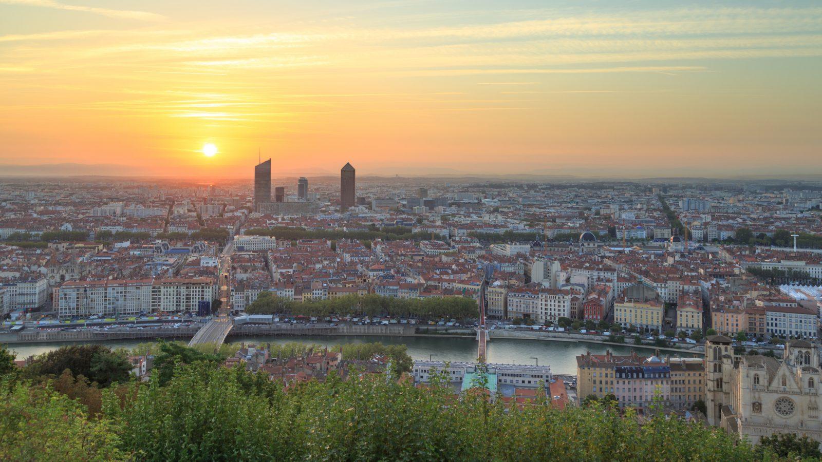 Bienvenue à Lyon !