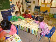 Elèves de l'Ecole Internationale Le Petit Monde à Lyon