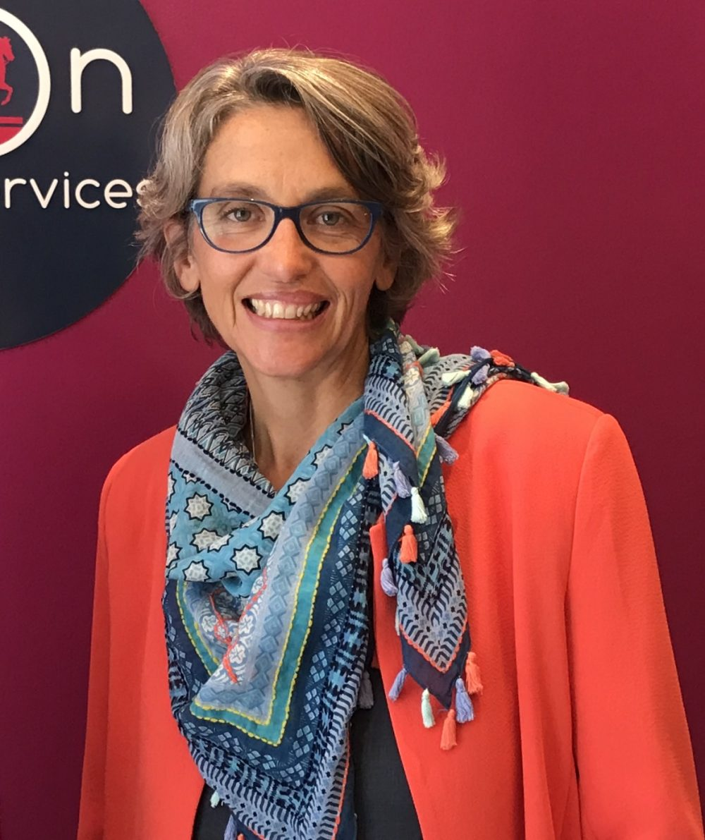 Sophie Dord, Manager of Expat Services France